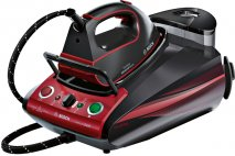 Bosch TDS3771GB Steam Generator Sensixx DS37 in Black and Red
