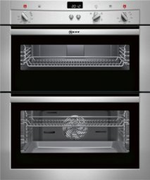 Neff U17S32N3GB Built-under double oven Stainless steel