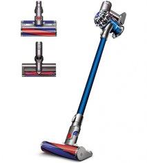 Dyson V6 Fluffy Cordless Vacuum Cleaner with Free 2 Year Warranty