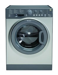 Hotpoint WDAL8640G Aquarius 8Kg Washer Dryer in Graphite with 1400rpm Spin