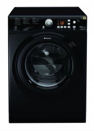 Hotpoint WDPG8640K Aquarius Plus 8Kg Washer Dryer in Black with 6Kg Drying Capacity