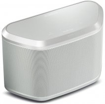 Yamaha WX-030 Wi-Fi Enabled Streaming Speaker with MusicCast in White