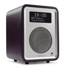 Ruark R1 MK3 Deluxe table top radio with Bluetooth in Wild Plum Limited Edition