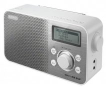 Sony XDRS60DBPB Retro Style Digital Radio with DAB/DAB+/FM tuner in White