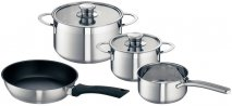 Neff Z9442X0 Set of 3 Pots and 1 Pan for Induction Hobs