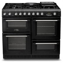 Hotpoint Cannon CH10456GFS 1000 FSD Dual Fuel Range Cooker Anthracite