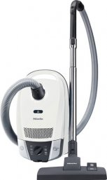 Miele COMPACTC2ECOLINEPLUS Compact C2 Allergy EcoLine Plus Cylinder Cleaner in Lotus White  10155230