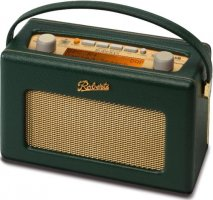 Roberts RD60 Revival DAB Digital Radio in Green