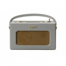 Roberts RD70DG DAB+ DAB FM Revival Radio with Bluetooth in Dove Grey