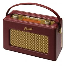 Roberts RD60 Revival DAB Digital Radio in Burgundy