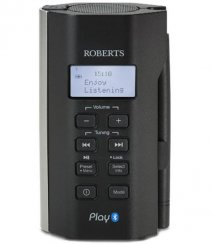 Roberts radio Play BT Play DAB/FM RDS digital radio with Bluetooth