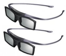 Samsung SSGP51002XC Active 3D Glasses Battery Powered Twin Pack