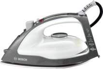 Bosch TDA4650GB Steam Iron Antracite Metallic and White