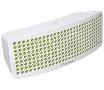 Pioneer XWBTSP1N Bluetooth Speaker in White And Green, XWBT