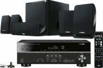 Yamaha YHT-2920 Home Cinema System in Black