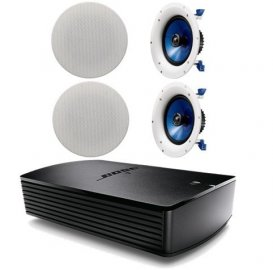 Bose® SoundTouch® SA-5 Amplifier with 2 Pair of Yamaha NSIC800 In-Ceiling Speakers