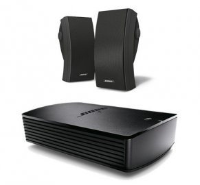 Bose® SoundTouch® SA-5 Amplifier with Bose® 251® Environmental in Black