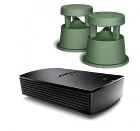 Bose® SoundTouch® SA-5 Amplifier with Bose® FreeSpace® 51 Environmental Speakers