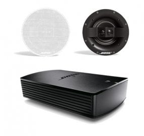 Bose® SoundTouch® SA-5 Amplifier with Bose® Virtually Invisible® 591 Ceiling Speakers II