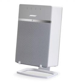 Bose® SoundTouch® 10 Wireless Music System with SoundXtra Soundtouch 10 Desk Stand in White
