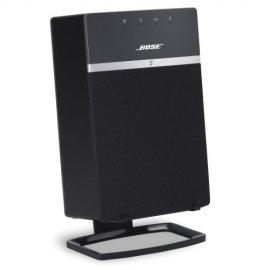 Bose® SoundTouch® 10 Wireless Music System with SoundXtra Desk Stand in Black