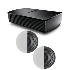 Bose® SoundTouch® SA-5 Amplifier withQ Acoustics Q Install QI50CW Weatherproof Speaker Pair