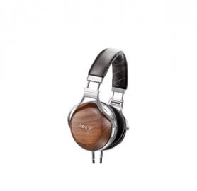 Denon AHD7200 Reference Quality Over-Ear Headphones in Walnut