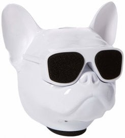 Jarre Aerobull Nano Bluetooth Speaker in Glossy White