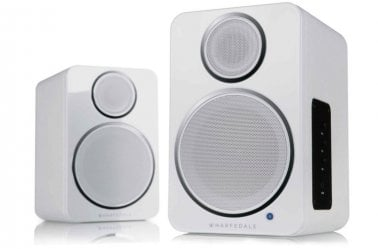 Wharfedale DS-2 Wireless speaker (pair) in White