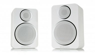 Wharfedale DX-2 Satellite Speakers (Pair) in White