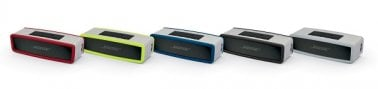 Bose SoundLink Mini Bluetooth Speaker Soft Cover in Navy Blue