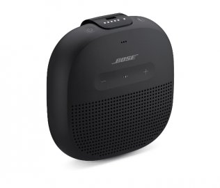 Bose® SoundLink Micro Bluetooth® Speaker Black Side