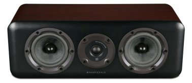 Wharfedale D300C Centre Speaker in Rosewood