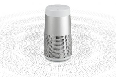 Bose® SoundLink® Revolve Bluetooth® Speaker in Lux Grey What HiFi 4 Stars