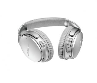 Bose® QuietComfort® 35 II Noise Cancelling Wireless Headphones with Google Assistant in Silver