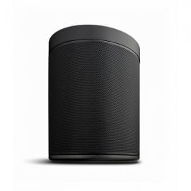 Yamaha MusicCast 20 Wifi Wireless Smart Speakers Bluetooth and Airplay Voice Activated Ready Black Angle