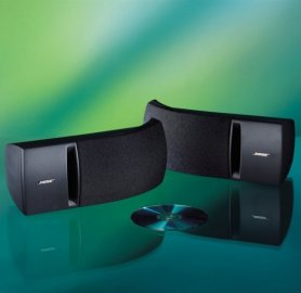 Bose 161 Speaker System in Black