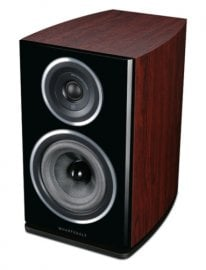 Wharfedale Diamond 11.2 Bookshelf Speakers (Pair) in Rosewood