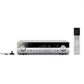 Yamaha RXS602 5.1 Channel Network AV Receiver in Titanium