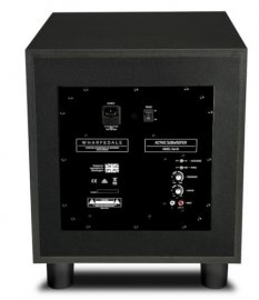 Wharfedale SW-10 Subwoofer in Black