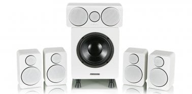 Wharfedale DX-2 5.1 Speaker Package in White