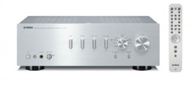 Yamaha AS701S Integrated Amplifier in Silver
