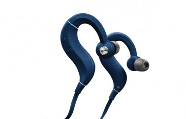 Denon AHC160W Wireless Sport Headphones in Blue