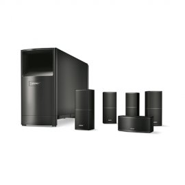 Bose Acoustimass 10 Series V Home Cinema Speaker System in Black