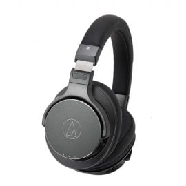 Audio Technica ATH-DSR7BT Wireless Over-Ear Headphones with Pure Digital Drive
