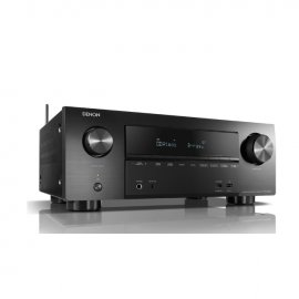 Denon AVRX2500H AV Receiver 3 Year Warranty with Canton Movie 75 5.1 Surround Sound System in Black
