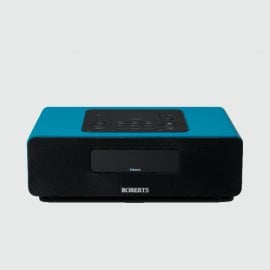 Roberts BLUTUNE 65 Marine Teal Bluetooth Sound System with Lightning Dock