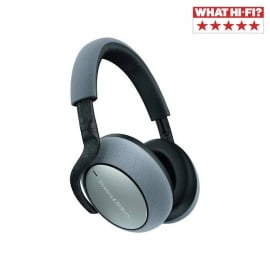 Bowers & Wilkins PX7 Over-Ear Noise Cancelling Wireless Headphones Silver