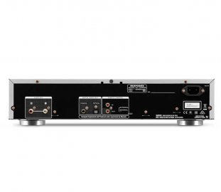 Marantz CD5005T1SG CD Player In Silver Gold Back View