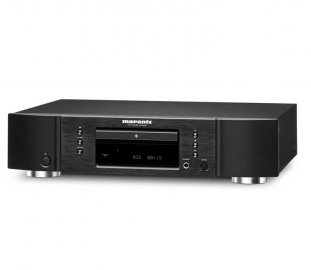 Marantz CD5005T1B CD Player In Black Front View